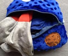 pożeracze piżam ciasteczkowy
